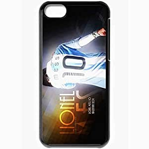 XiFu*MeiPersonalized iphone 6 plua 5.5 inch Cell phone Case/Cover Skin Lionel messi 2013 soccer BlackXiFu*Mei