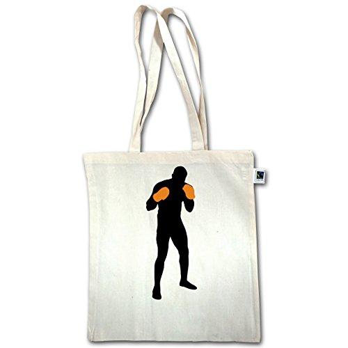 Arti Marziali - Boxer Basic - Unisize - Natural - Xt600 - Manico Lungo In Juta Bag