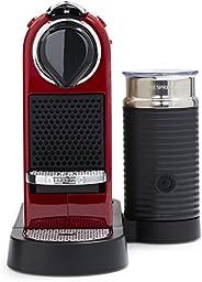 Nespresso C122-US-CR-NE Citiz & Milk Espresso Machine,
