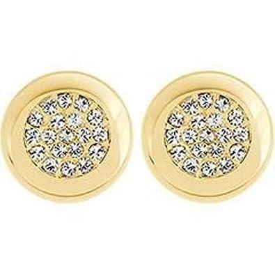 da0530991 Swarovski 5098345 Stone Stud Pierced Earrings: Amazon.co.uk: Jewellery