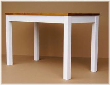 Kiefer Tisch Massiv Restaurant Esstisch Tische Neu 60x100cm