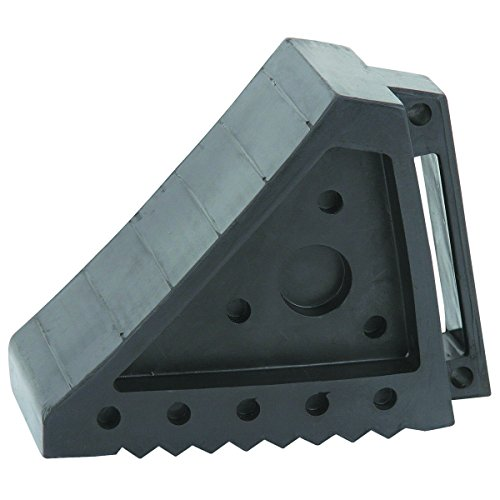 Haul Master Solid Rubber Wheel Chock free shipping