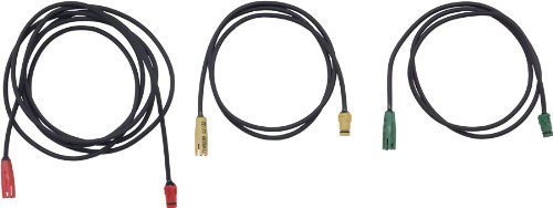 Campagnolo Saddle - Campagnolo Chorus Under Seat EPS Cable Kit - Black by Campagnolo