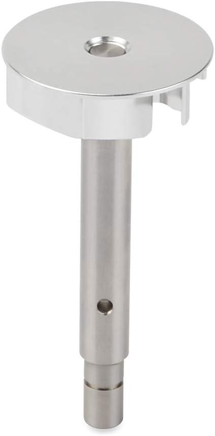 Nicecnc Water Pump Impeller Replace Y-a-m-ah-a Banshee 350 YFZ350 1987-2002 2003 2004 2005 2006,Silver
