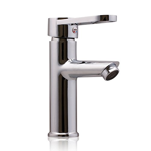 Faucerd Single Hole Washbasin, Hot And Cold Faucet, Bathroom, Toiletquality Assurance Of Modern And Simple Classic Retro Luxury Home Decoration
