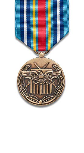 Global War on Terrorism Expeditionary Medal, mirror finish (Global War On Terrorism Expeditionary Medal Army)