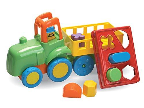 Fun Time Farm Tractor Set