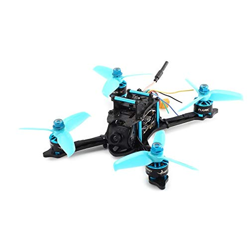 Wikiwand HGLRC XJB-145 145mm Micro RC Racing Drone 5.8G FPV 600TVL Camera CCD OSD PNP by Wikiwand (Image #5)