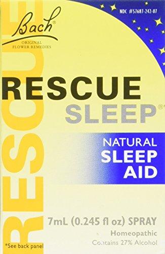 Rescue Sleep Spray - BACH RESCUE REMEDY SLEEP, 7 ML