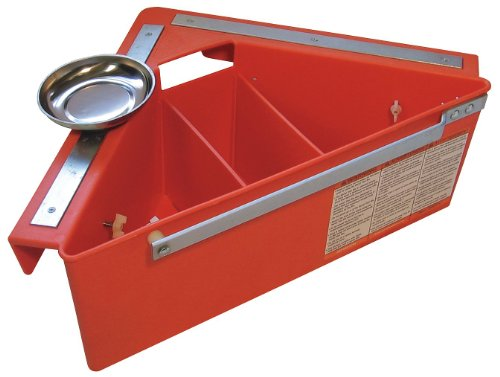 Aerial Tool Bin For Work Platforms