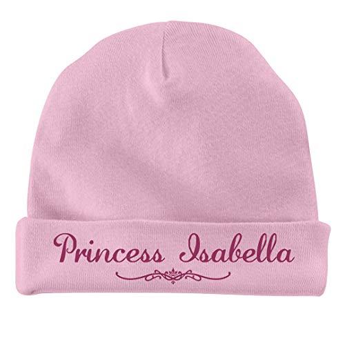 FUNNYSHIRTS.ORG Princess Isabella Newborn Gift: Infant Baby Hat