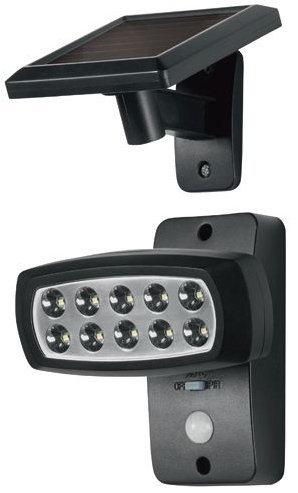 Foco led con sensor de movimiento lidl