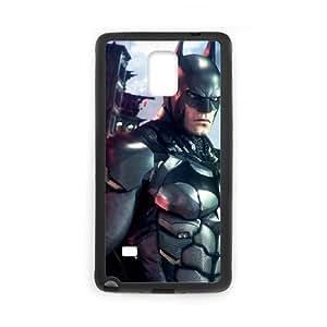 Batman Samsung Galaxy Note 4Cell Phone funda negro yfsk