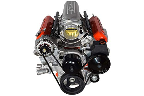 ICT Billet 5.3L LS Alternator & Power Steering Pump Mount Bracket LSX LS3 uses LS1 or LS3 WP 551565-3 (Power Steering Bracket For Chevy 350 With Headers)