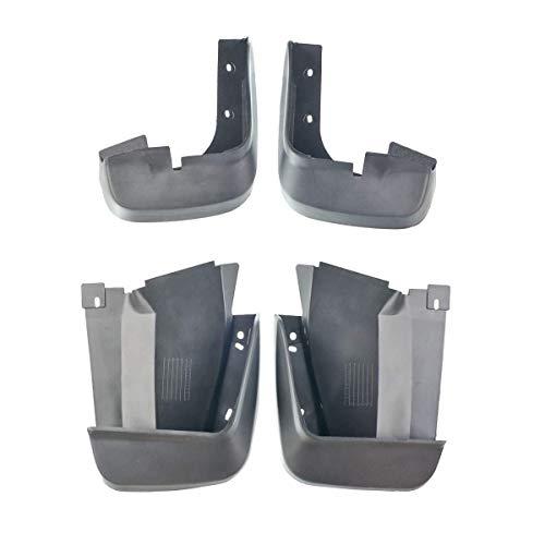 Set of 4 Front and Rear Mud Flaps Splash Guards for Honda Civic 2006-2011 Sedan