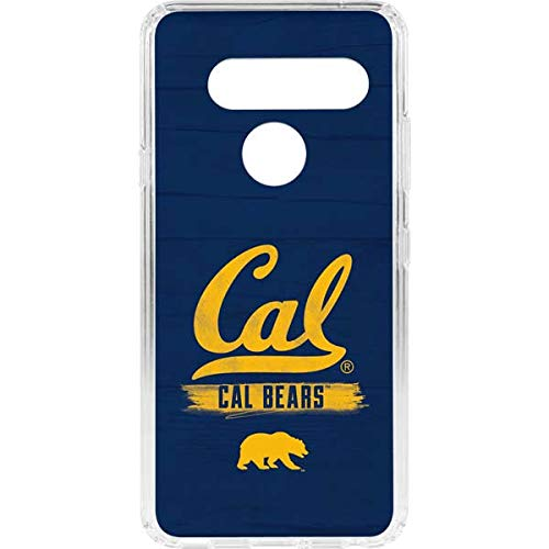 University of California Berkeley LG V40 ThinQ Case - Learfield Licensing Partners | Skinit Clear Case - Clear LG V40 ThinQ Cover