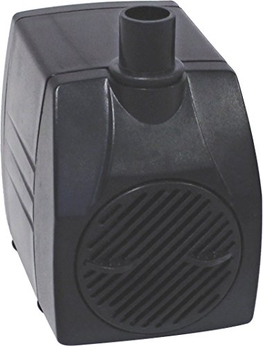 EasyPro Products MP230 Tranquil Decor Mag Drive Pump, 230 GPH