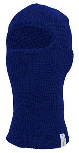 TopHeadwear Face Ski Mask 1 Hole - Royal