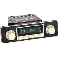 RetroSound HI-502-68-78 Hermosa Direct-Fit Radio