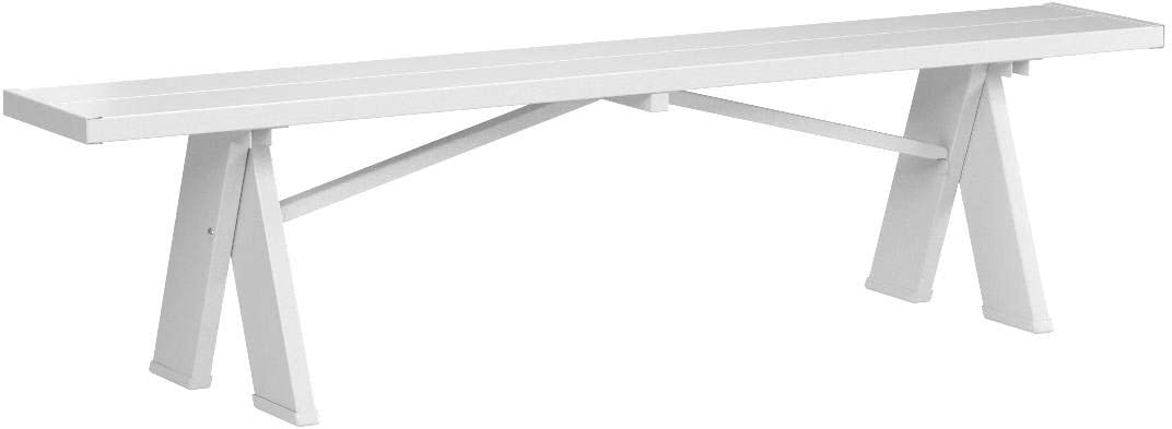 Dura-Trel 11125 6-Feet Bench