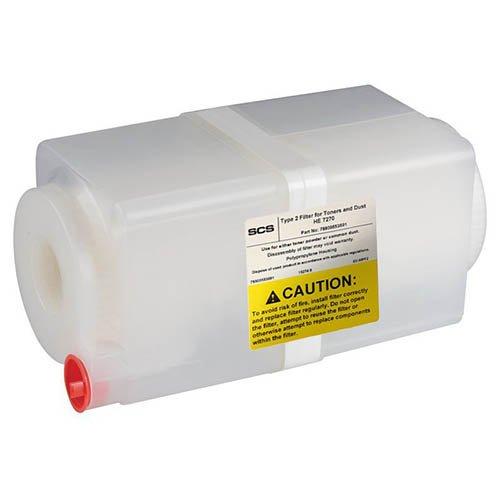 Type 2 Filter Toner Dust