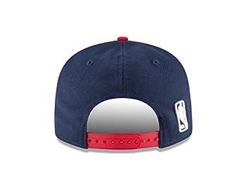 Nba New Orleans Pelicans Men's 9fifty 2tone Snapback Cap, One Size, Navy 1