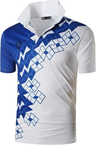 Sport Breathable Lsl224 Short Fitness Polo Homme Casual Tops Courtes Dry Running shirt Men Jeansian Outdoor Lsl195 white Quick Manches T Wicking Sleeved Polos De WEnTTaRC