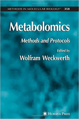 Download online Metabolomics: Methods and Protocols (Methods in Molecular Biology) PDF