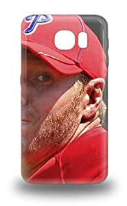 Special Design Back MLB Philadelphia Phillies Roy Halladay #34 Phone 3D PC Case Cover For Galaxy S6 ( Custom Picture iPhone 6, iPhone 6 PLUS, iPhone 5, iPhone 5S, iPhone 5C, iPhone 4, iPhone 4S,Galaxy S6,Galaxy S5,Galaxy S4,Galaxy S3,Note 3,iPad Mini-Mini 2,iPad Air )