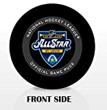 2020 NHL All-Star Game Official Hockey Puck in Cube