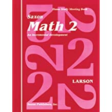 Saxon Math 2 Homeschool: Complete Kit 1st Edition