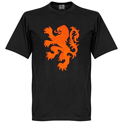 Holland Lion t-shirt–nero