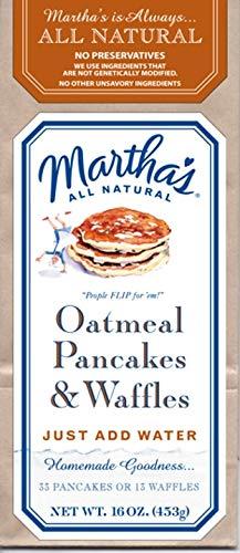 (Oatmeal Pancake & Waffle Mix Just Add Water)
