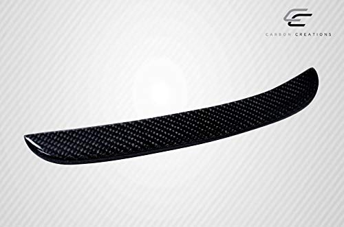 Carbon Creations Replacement for 2014-2015 Mercedes CLA Class Black Series Look Front Bumper Accessories - 4 Piece by Carbon Creations (Image #5)