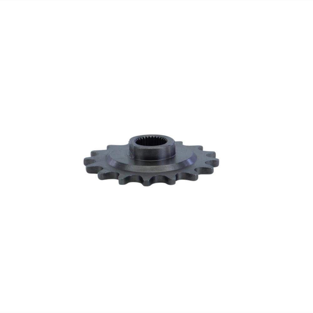 Z/ündapp Ritzel 16 Z/ähne f/ür GTS CS KS 50 Zahnrad vorne Feinverzahnt 415er Teilung