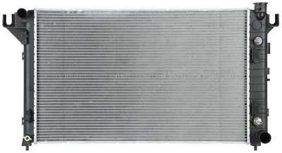 01 dodge ram 1500 radiator - 5
