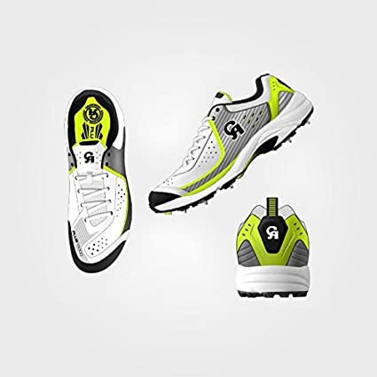 New Professional Boxed CA Cricket shoes With Spikes , Gripped + Spiked available in multi styles size and Colors Maxx Cricket