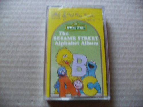 - Golden the Sesame Street Alphabet Album