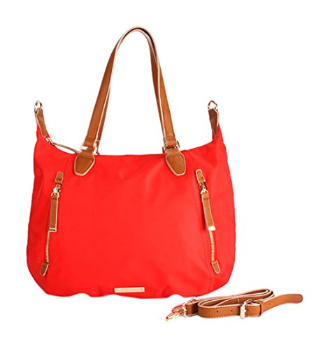 Maria Mare Women's Jessica Bag with Straps Pink Size: One Size
