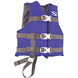 Stearns 3000004471 PFD 3004 Child Poly Boating Blu