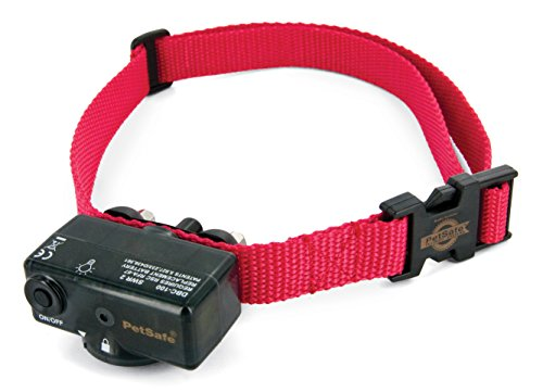 PetSafe Deluxe Bark Control Collar (PDBC-300) for Dogs 8 lb. and Up, Waterproof, 3 Modes of Static ()