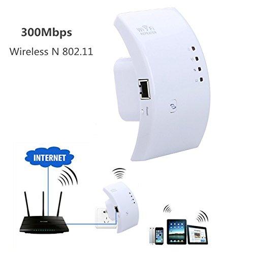 Wifi Wlan Signal Verstärker MECO Signalverstärkung 300Mbps N 802.11 AP Drahtlose Wifi Router Repeater Range Extender Booster EU-Stecker EUR