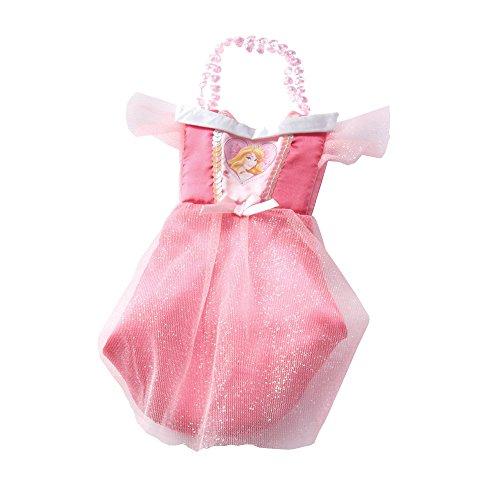 [Pink Girls Sleeping Beauty Costume Bag] (France Costume For Girls)