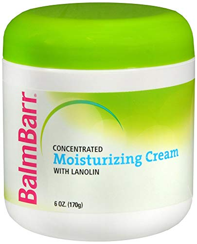 Balm Barr Concentrated Moisturizing Cream with Lanolin, 6 OZ
