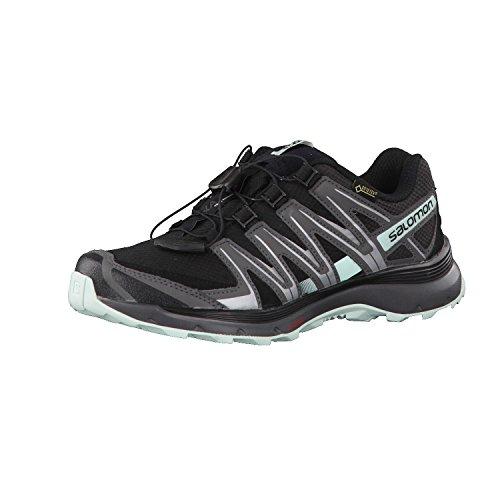 Salomon XA LITE GTX - Zapatillas trail black/magnet/fair aqua 1DqSD