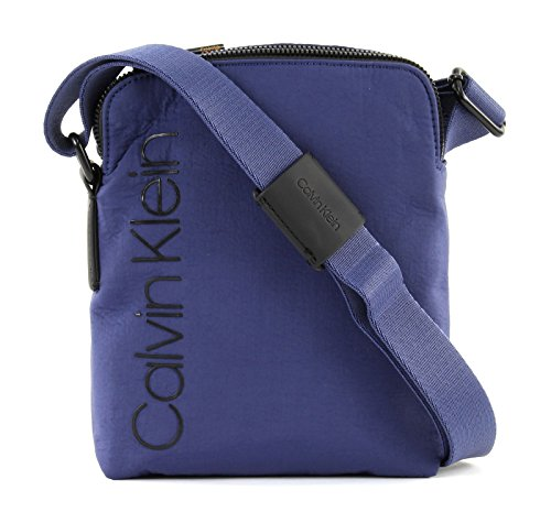Men Blue Bag Shoulder Calvin K50k503777 Klein 0qw1p1