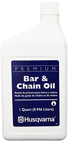 (Husqvarna 610000023 Bar & Chain Oil, Quart)