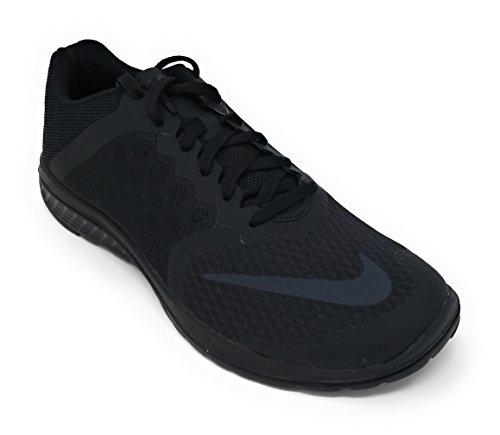 Nike Kvinners Fs Lite Kjøre Tre Svart Størrelse 7,5