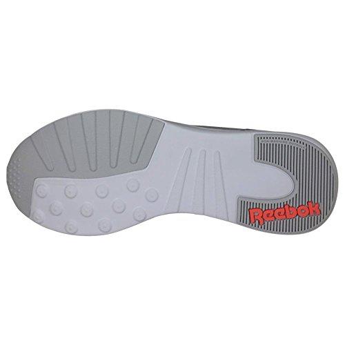 Reebok Men's Zoku Runner HM Sneaker Skull Grey/Guava Punch/Brown outlet get to buy bHJhgM