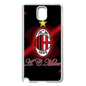 AC Milan Samsung Galaxy Note 3 Cell Phone Case White W2I6WJ